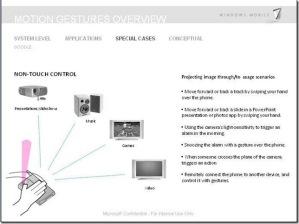 Технология Kinect придет на Windows Phone 8?