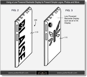 Microsoft оформляет патент на телефон с двойным экраном