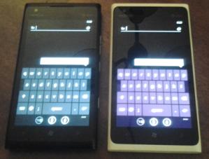 Некоторые Nokia Lumia 900 имееют проблемы с отображением цветов