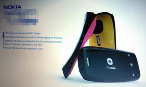 Nokia Lumia PureView - первый Apollo-смартфон?