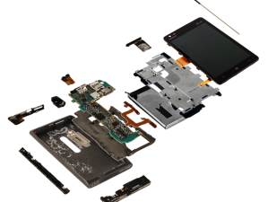 Начинка Nokia Lumia 900 стоит всего 209 долларов