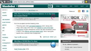 Скриншоты Firefox для Metro. Интерфейс изменится и будет соответствовать стилю Metro. Отзывы об интерфейсе пока не принимаются