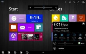 Интерфейс Metro для Galaxy Tab 10.1