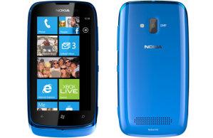 В Азии начались продажи Nokia Lumia 610