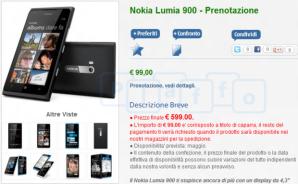 Открыт предзаказ на международную версию Nokia Lumia 900