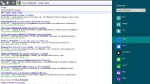 Поиск текста Firefox Windows 8 и отправка его во время игры в BrowserQuest