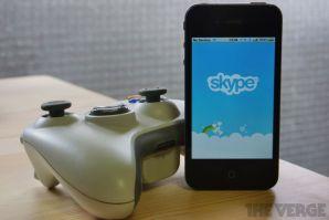 Skype для Xbox