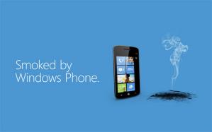 Кампания Smoked By Windows Phone все еще продолжается