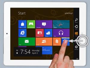 Splashtop: интерфейс Windows 8 на iPad (видео)