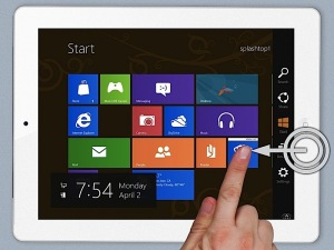 Splashtop: интерфейс Windows 8 на iPad
