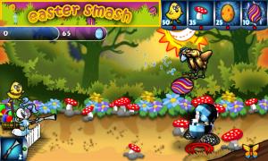 Новая игра от GlowPuff: Easter Smash