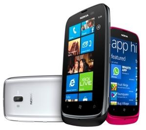 Skype нельзя установить на Nokia Lumia 610