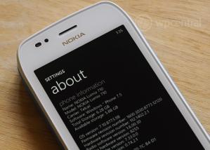 Видео-демонстрация Windows Phone Tango на Nokia Lumia 710