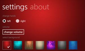 Drums! для Windows Phone 7