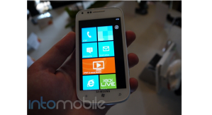 Samsung Focus 2 на CTIA 2012
