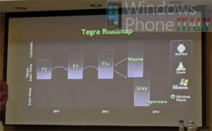 NVidia начнет делать процессоры для Windows Phone в 2013 году