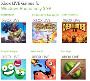 Копилка Xbox Live пополнилась 6 играми за 34 рублей