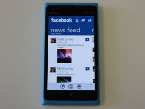 Смартфон Facebook будет работать на Windows Phone?