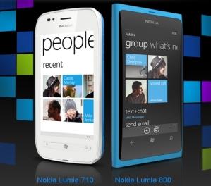 Спрос на Nokia Lumia 610 и 800 снижается?