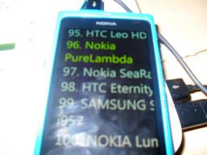 В WPBench появились записи о смартфонах Nokia Alpha, Phi, PurePhi и PureLambda