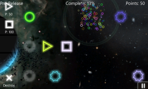 Geometry Conflict: The Ion Core