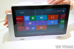 Компания Acer продемонстировала 11,6-дюймовый планшет Iconia W700 на Windows 8
