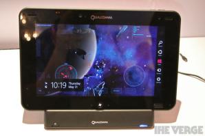Windows RT на двухъядерном планшете Snapdragon S4
