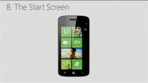 Новая стартовая страница Windows Phone 8 в действии