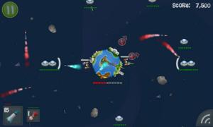 Космическая стрелялка Smashing Planets