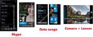 Windows Phone 8 Apollo Skype