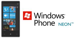 Следующая версия Windows Phone - Neon? Нет.