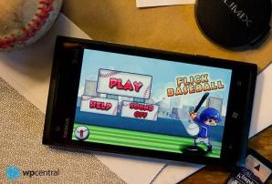 Обзор игры Flick Baseball