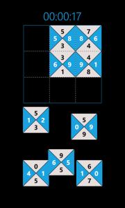 Обзор игры Tetravex