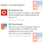 Рассылка Windows Phone Tango начнется в конце июня - начало июля
