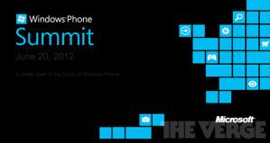 Приглашение на саммит разработчиков приложений для Windows Phone