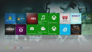 Детальный Обзор нового Dashboard 16091 для Xbox 360