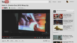 Можно смотреть видео, комментировать, разворачивать на весь экран