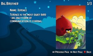 Angry Birds Trilogy Profile