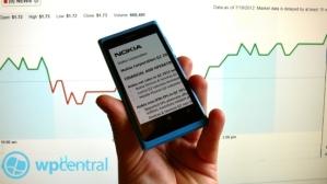 Финансовый отчёт Nokia по результатам продаж во втором квартале 2012 года