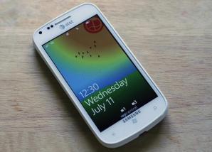 В Windows Phone 8 сторонние приложения смогут выводить уведомления на экран блокировки и автоматически менять обои