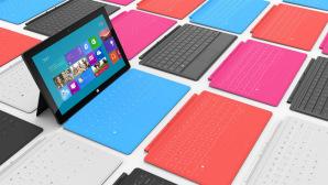 Планшеты на Windows RT будут выпускать Asus, Lenovo, Toshiba, HP и Samsung