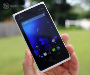 Nokia Lumia 900 на Android 4.x?