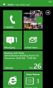 Перехват SMS и внесение событий в календарь Windows Phone 8