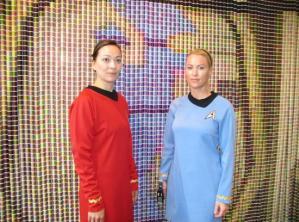 Герои Star Trek