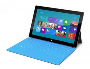 Поставки планшета Microsoft Surface начнутся 26-го октября?