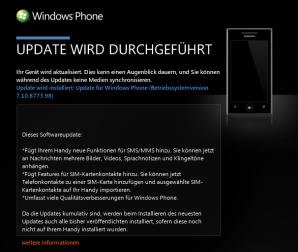 До Tango обновились: Samsung Omnia 7 в Германии, HTC 7 Pro в США и Nokia Lumia 800 в Индии