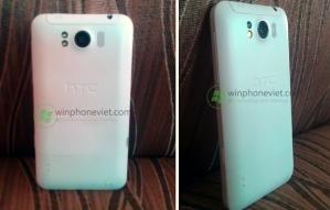 HTC Titan в белом исполнении