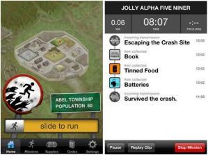 Zombies, Run! Screenshots