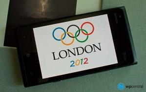 Официальное приложение Олимпийских игр 2012 в Лондоне для Windows Phone находится на стадии разработки