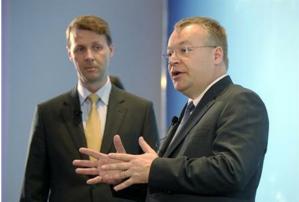 Совет директоров Nokia полностью поддерживает Стивена Элопа